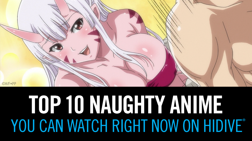 Watch Anime Ecchi Uncensored